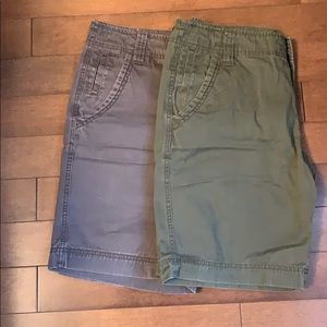 Distressed Mossimo  Men's Shorts